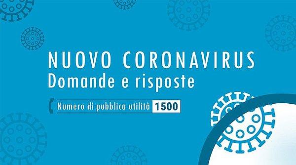coronavirus rieti