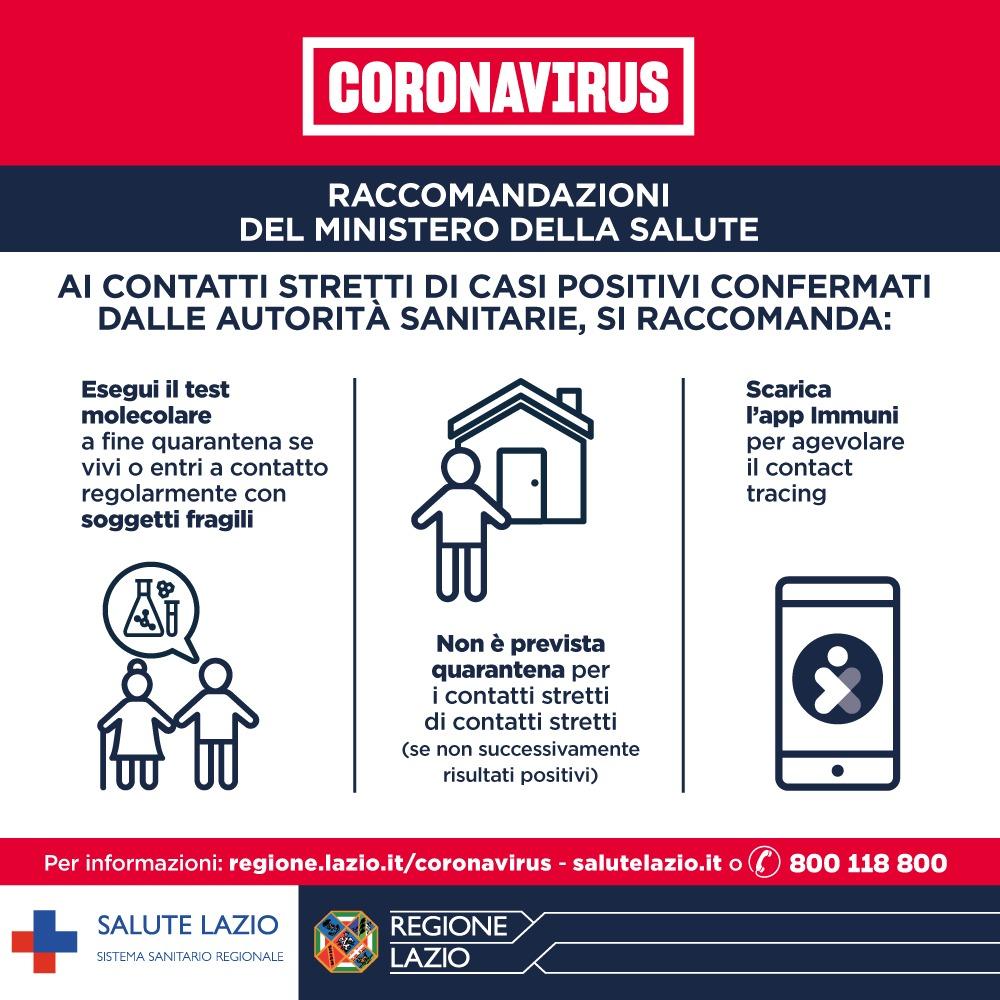 Asl Rieti Coronavirus